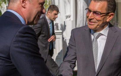 Infotag.md – FIA Head Alexander Koss meets Premier Pavel Filip