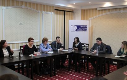 FIA – awaiting an improvement of the business and investment climate in the Republic of Moldova