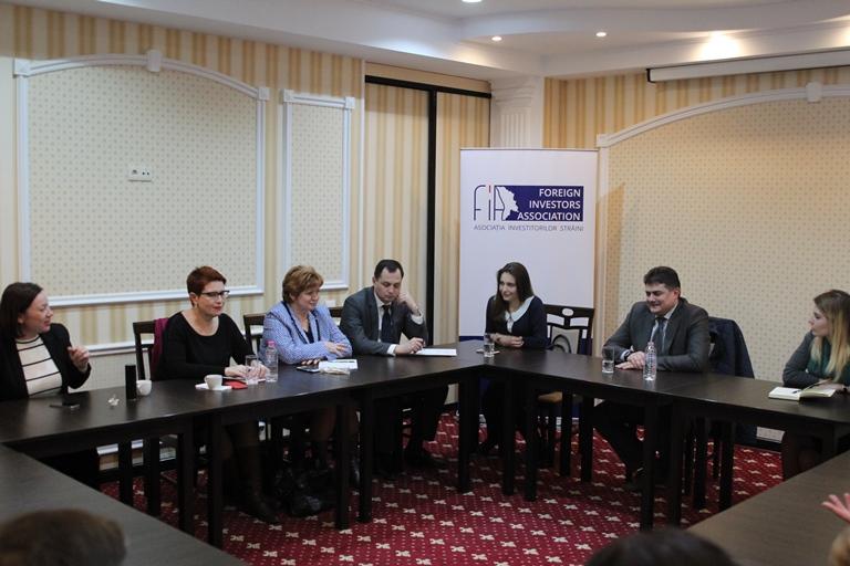 Evzmd.md – Investitorii străini așteaptă îmbunătăţirea climatului de afaceri din Republica Moldova