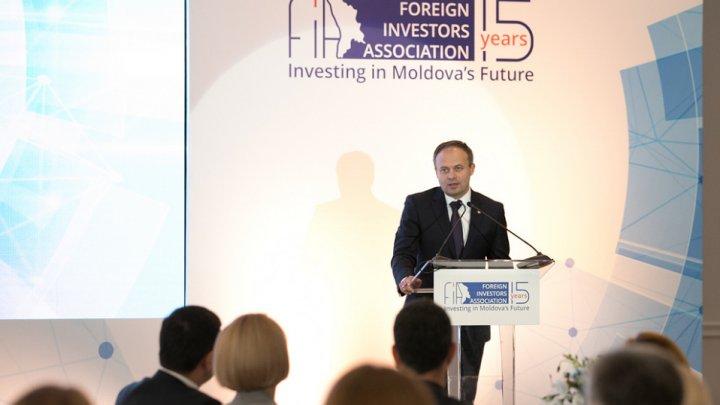publika.md: Andrian Candu: Fiecare companie străină care vine în Moldova înseamnă dezvoltare pentru țară