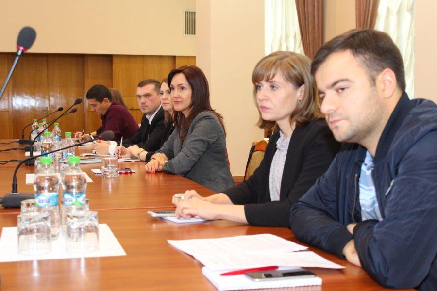 """EC meeting: WG """"Facilitation of trans-border trade"""""""