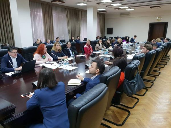 EC meeting: 2019 Action Plan