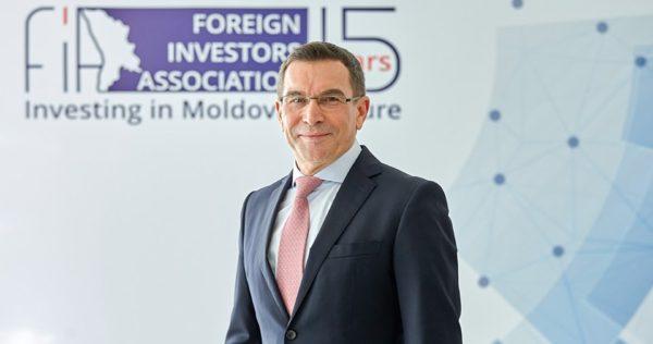 Экономическое Обозрение «Логос-Пресс» («Logos-Pres»): Александер Косс: «Необходимо, чтобы диалог между властями Молдовы и бизнес-сообществом продолжился»