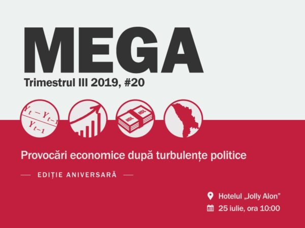 MEGA Conference: Economic challenges following political turbulence