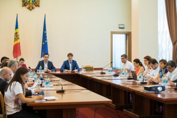 State Chancellery meeting