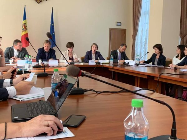 Launch event: UNECE Subregional Innovation Policy Outlook in Moldova