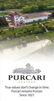 True values don't change in time. Purcari remains Purcari. Since 1827