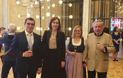 National Austrian Day reception