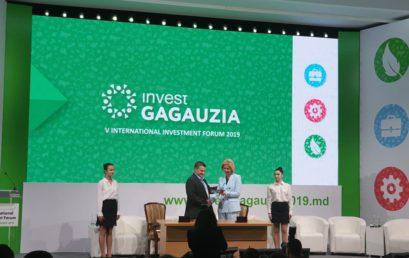 """International Investment Forum """"INVEST GAGAUZIA – 2019"""""""