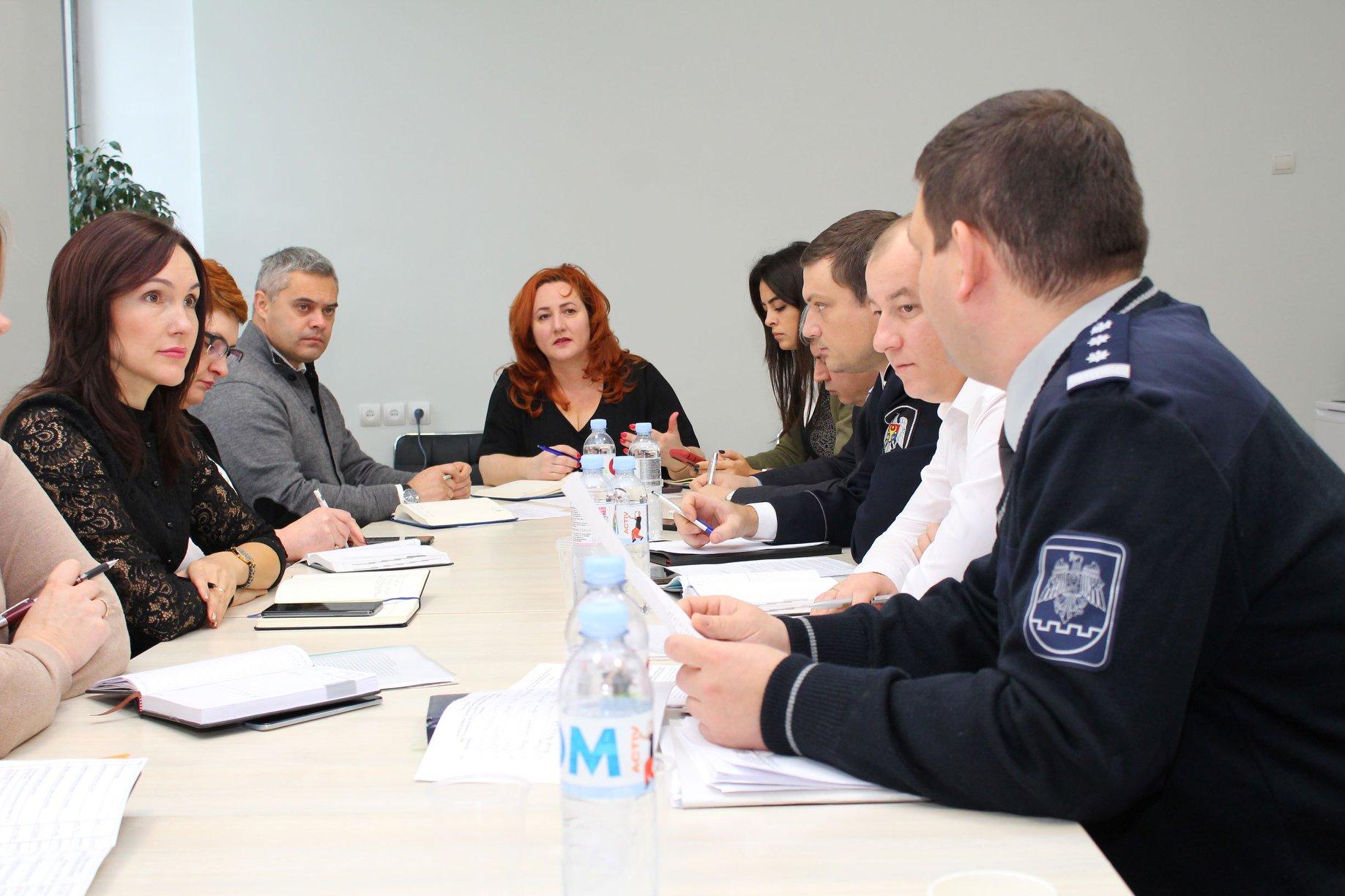 EC meeting / acces on properties