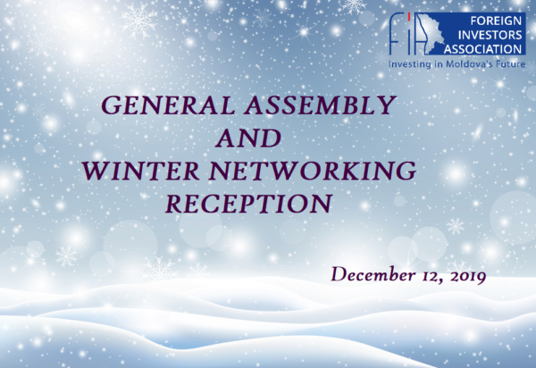 FIA General Assembly & Winter Networking Reception 2019