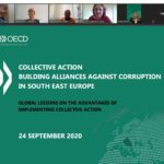 """Collective action. Building alliances against corruption in South East Europe"""