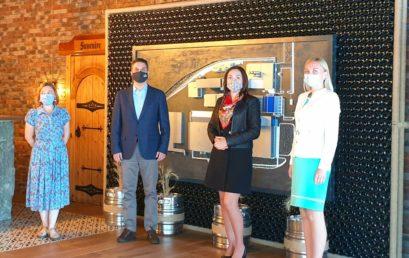 Individual approach / Meeting Efes Vitanta Moldova Brewery