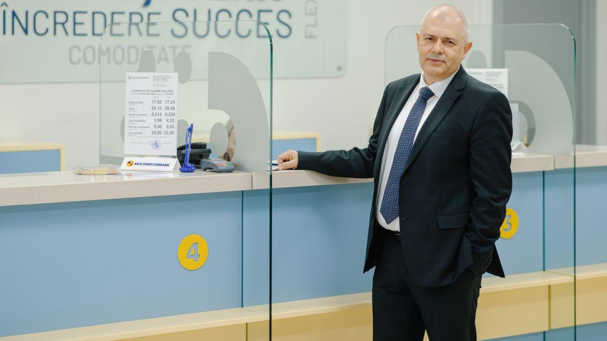 Nikolay Borissov, președintele Moldindconbank: Pentru a-și folosi pe deplin potențialul, Moldova are nevoie de reguli de joc previzibile pentru business