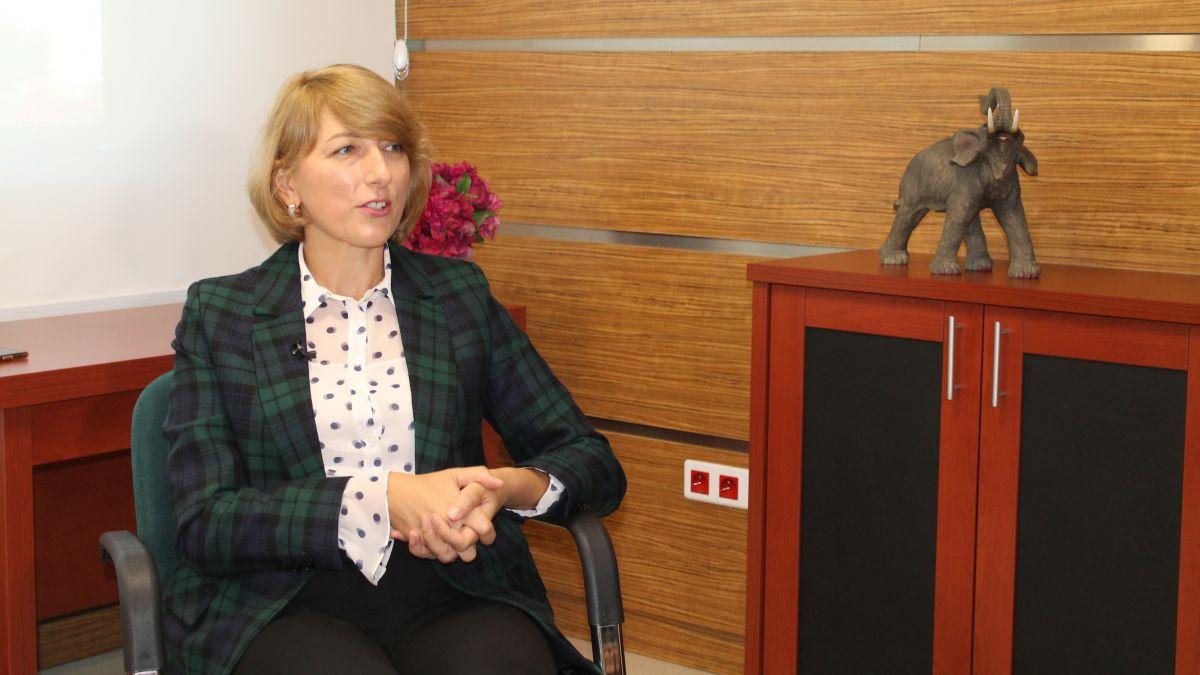 Olga Șchiopu, director general Medpark: Oamenii nu pot fi eficienți fără reguli, iar regulile nu au nici un rost fără oameni
