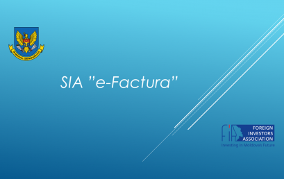 "Meeting on SIA ""e-Factura"""