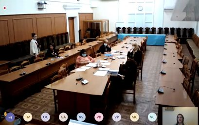 Approval of the Criteria for contracting medical service providers technical meeting
