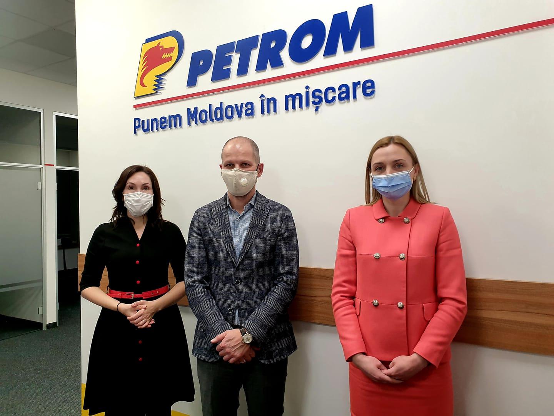Individual Approach: Meeting Petrom Moldova