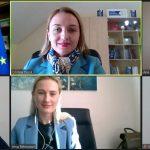 Meeting Invest Moldova team