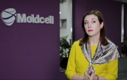 """Moldcell. """"Investing in Moldova's Future"""" Video Project"""