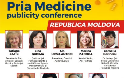 PRIAevents: Conference on Advertising of Medicines, Food Supplements and Medical Devices