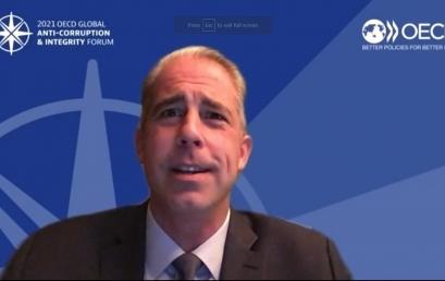 Virtual 2021 OECD Global Anti-Corruption & Integrity Forum