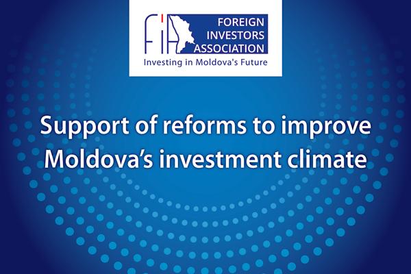 www.tvrmoldova.md: Asociaţia Investitorilor Străini, disponibilă să sprijine implementarea reformelor