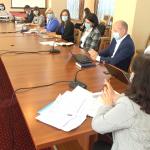 Public consultations on Economy and Entrepreneurship